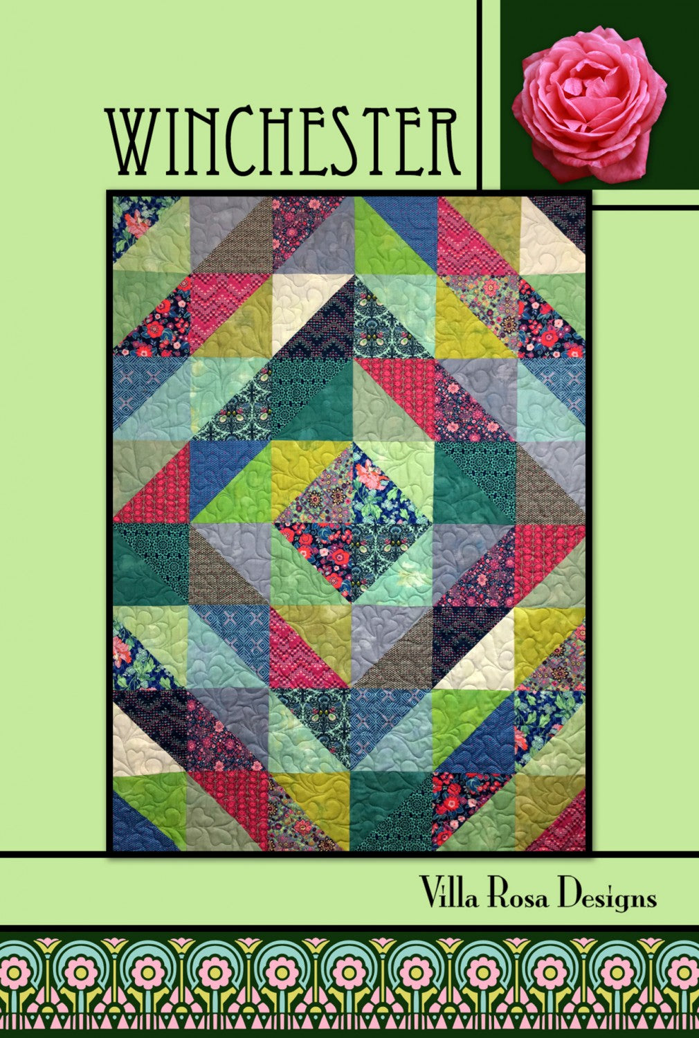 Winchester Pattern By Villa Rosa Designs
