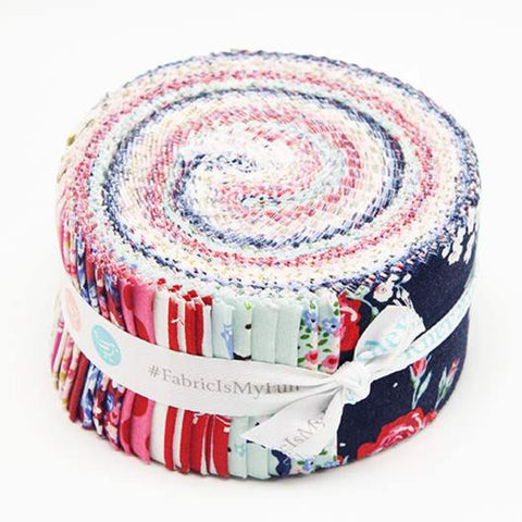 Fox Farm Jelly Roll by Melissa Mortenson
