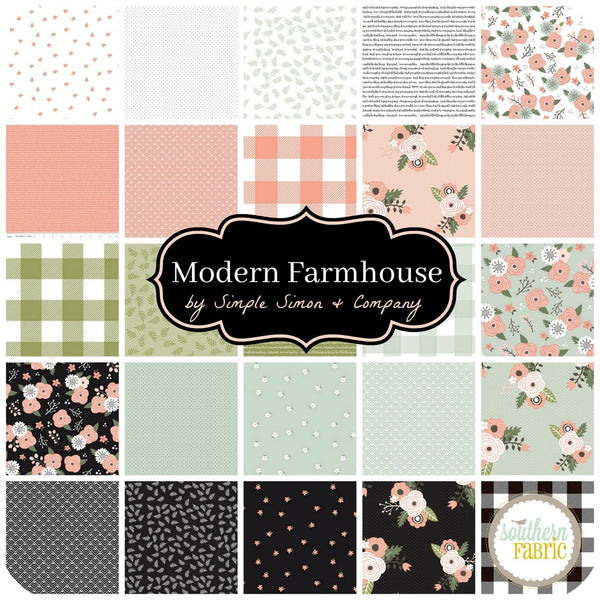 Modern Farm House- Layer cake F23