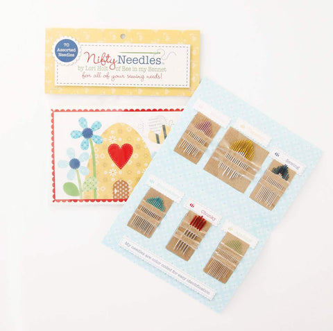 Lori Holt Nifty Needles Assortment