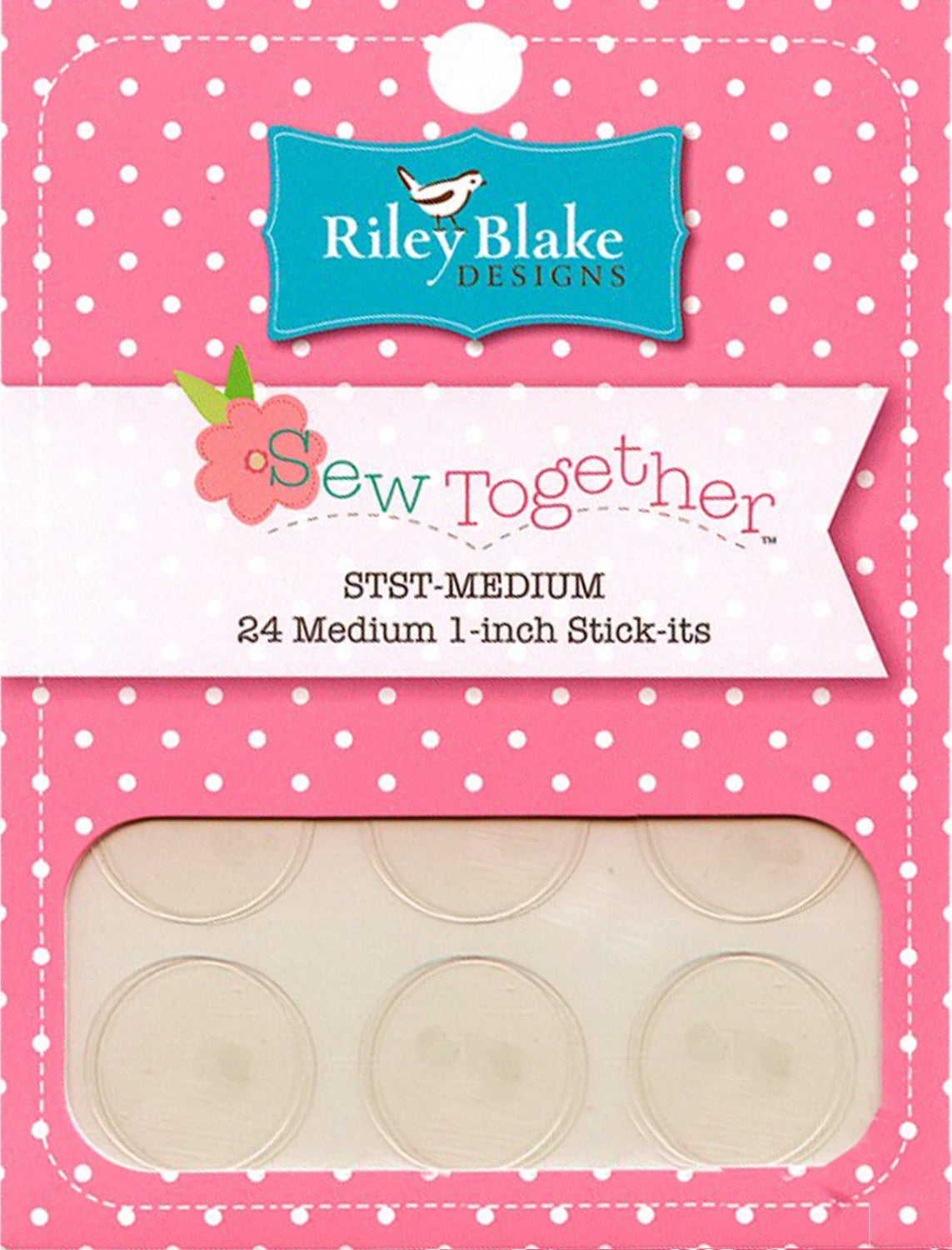 Sew Together Glue Dots By Riley Blake Designs