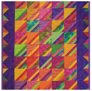 Jelly Cake Quilt - Pattern