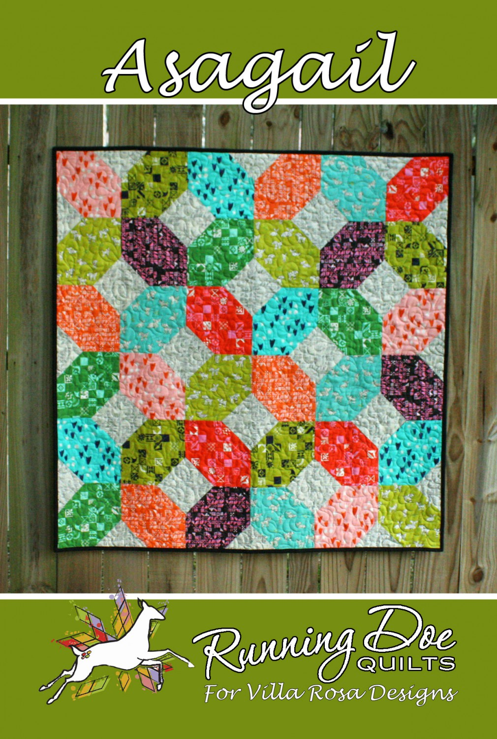 Asagail Pattern By Villa Rosa Designs