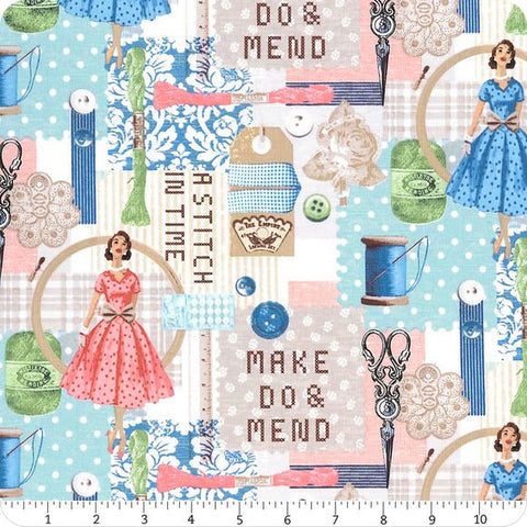 Stitch in Time Collection-Mend