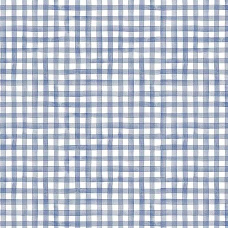 Land that I love - Liberty Gingham Denim
