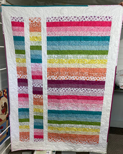 Stack and Flip Quilt Kit