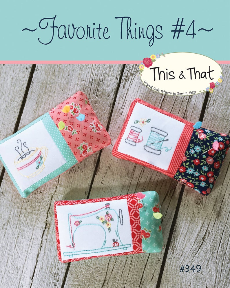 Favorite Things #4