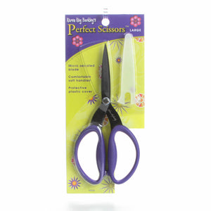Perfect Scissors Karen Kay- Large Purple 001