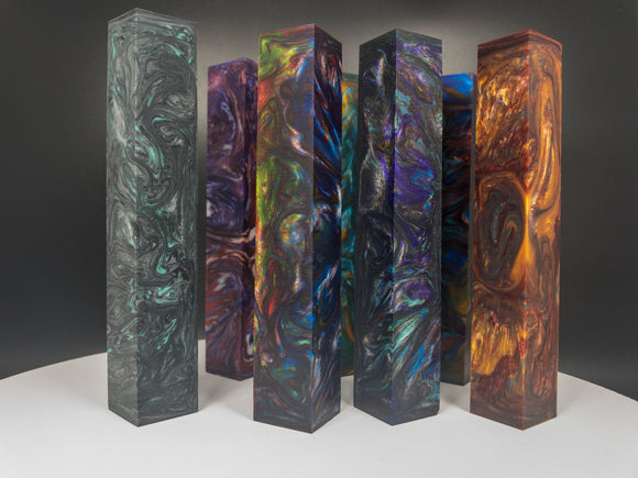 Resin Pen Blanks