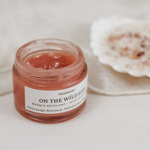 Masque exfoliant - On The Wild Side