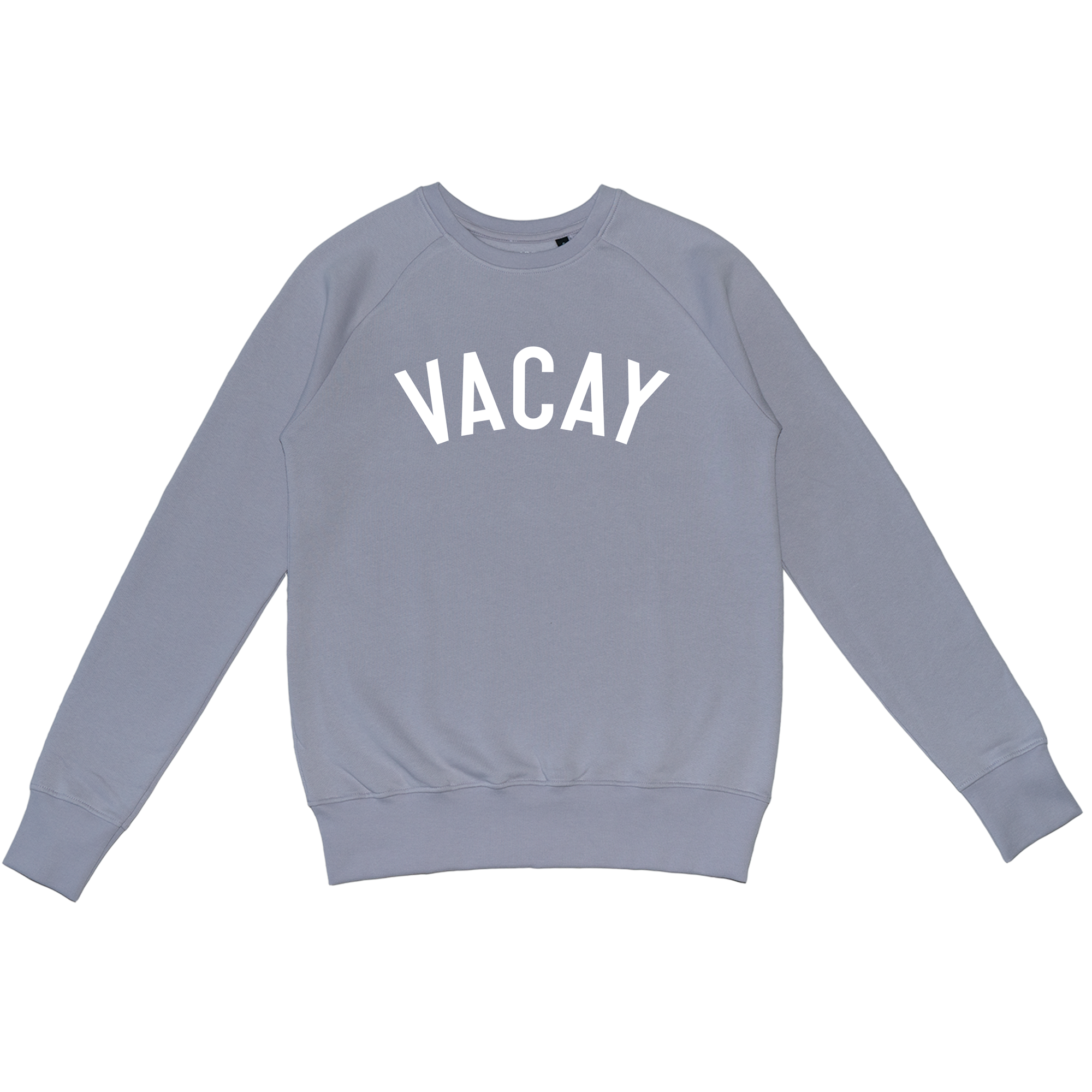 VACAY sweat, purple