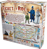 Ticket To Ride - Board Game Depot