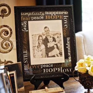 DISPLAY TREASURED MEMORIES WITH A KEEPSAKE FRAME