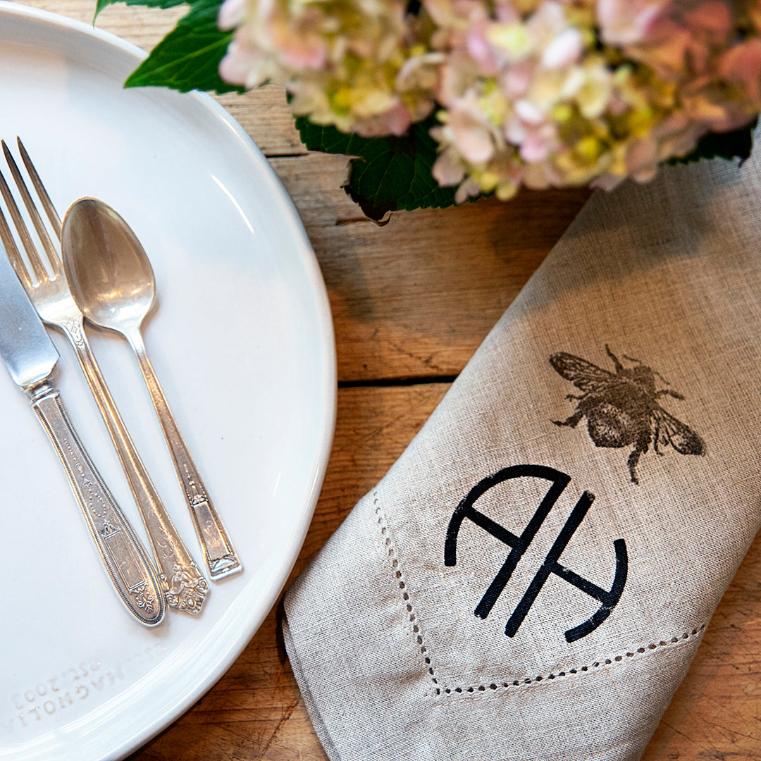 DIY Monogrammed Gifts for Mother's Day