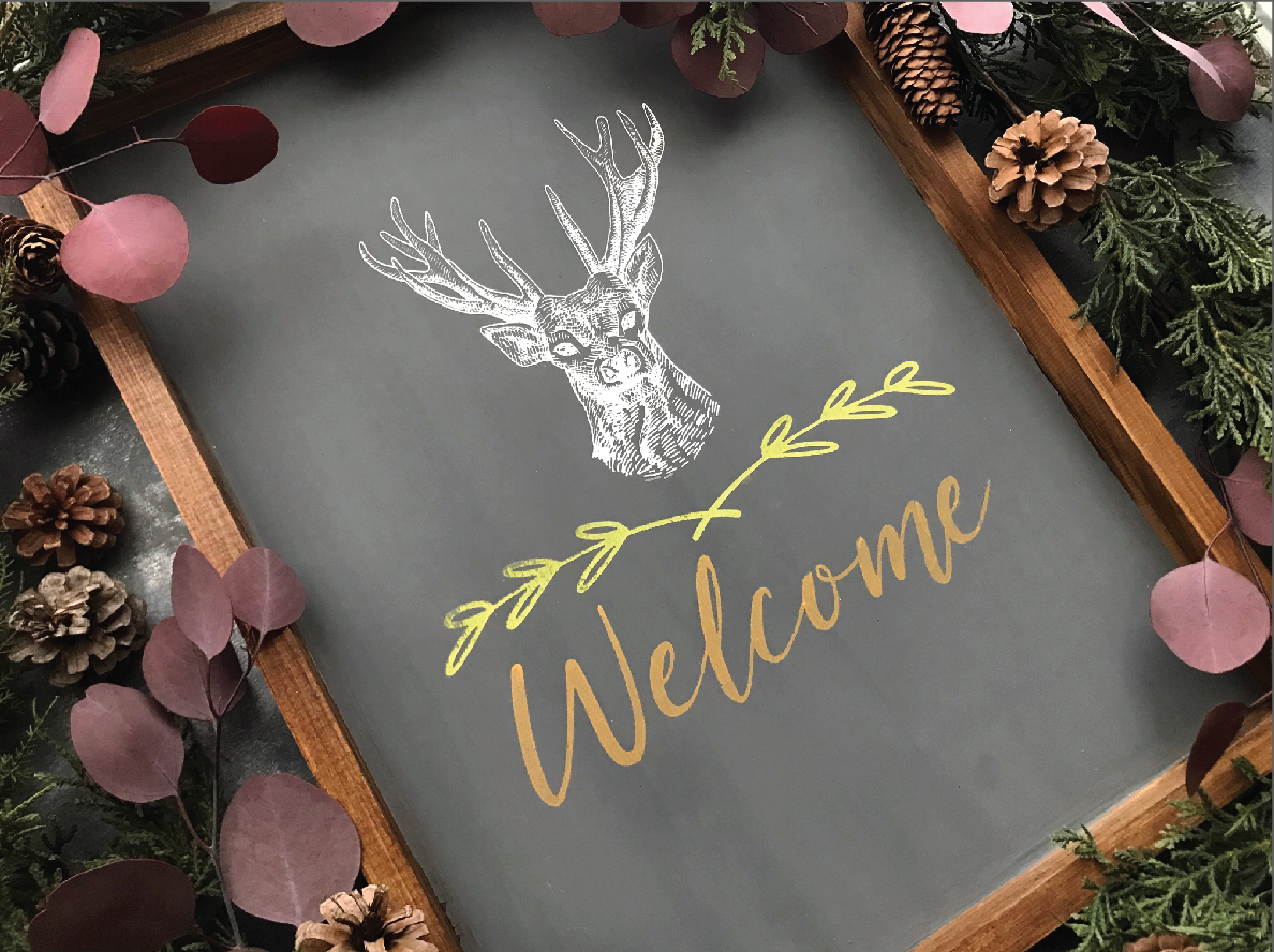 WELCOME STAG | CHRISTMAS KIT