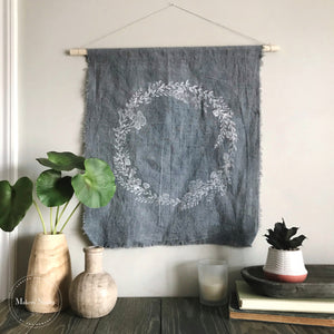 DIY Wall Tapestry