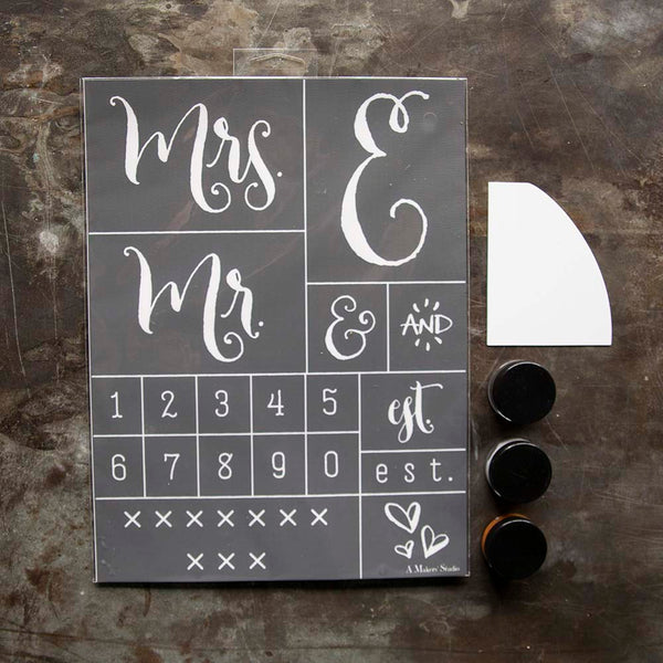 Wedding gifts can often feel so impersonal, which is why Amy Howard wants to show you how to create custom DIY wedding gifts that every couple will love. Get a ton of ideas for wedding and anniversary gifts in this free video tutorial.