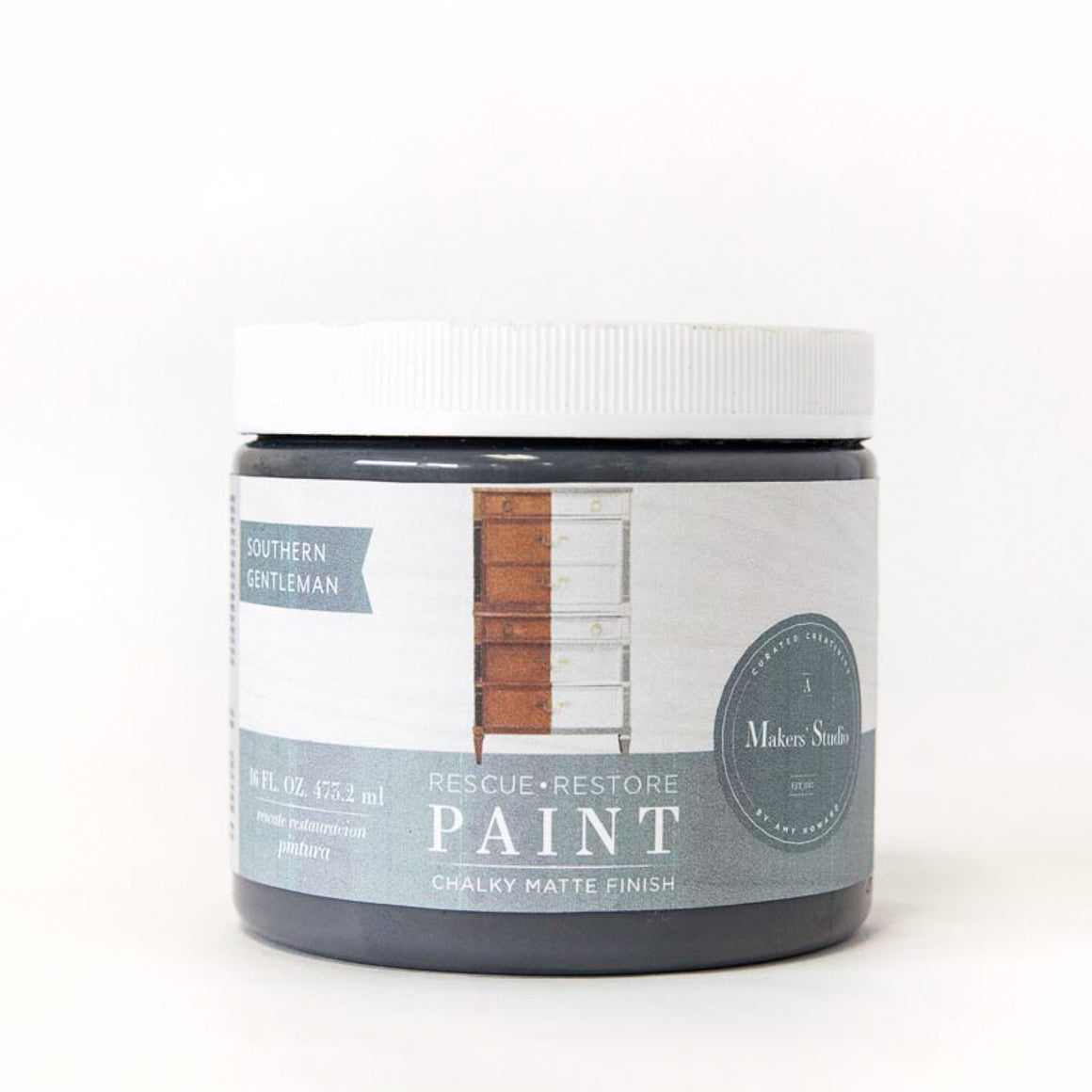 Southern Gentleman - Rescue Restore Paint