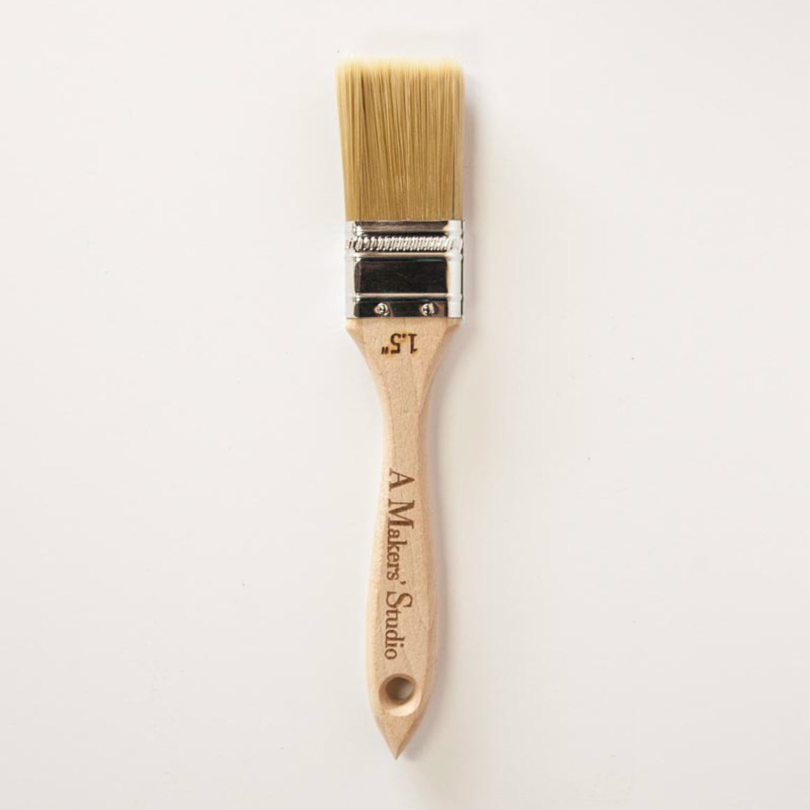 Synthetic Paint Brush - Flat - 1.5