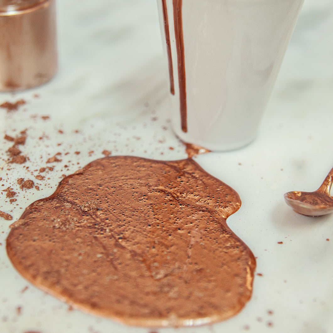 Copper Penny - Mica Powder