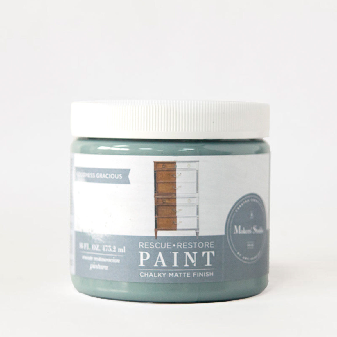 Goodness Gracious - Rescue Restore Paint