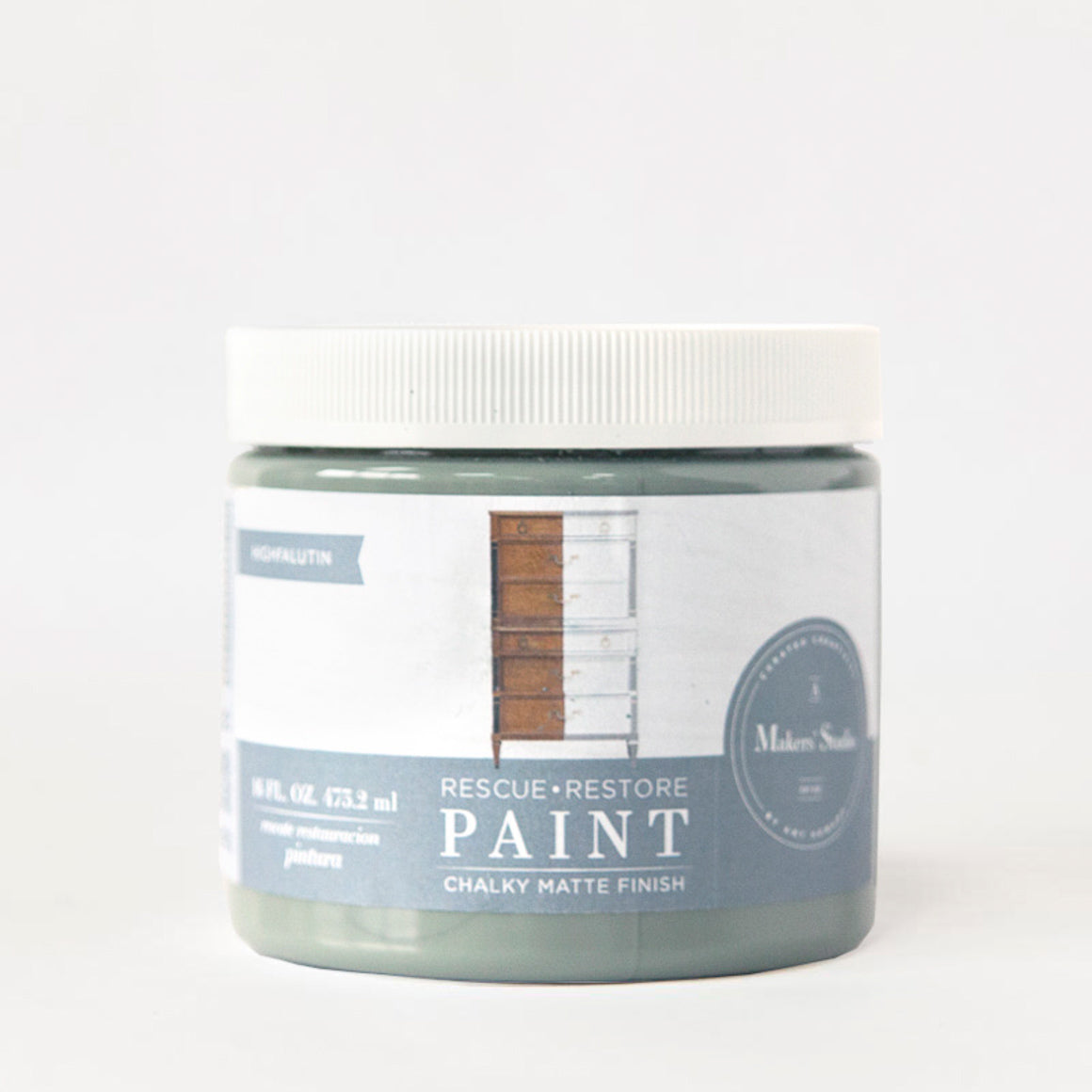 Highfalutin - Rescue Restore Paint