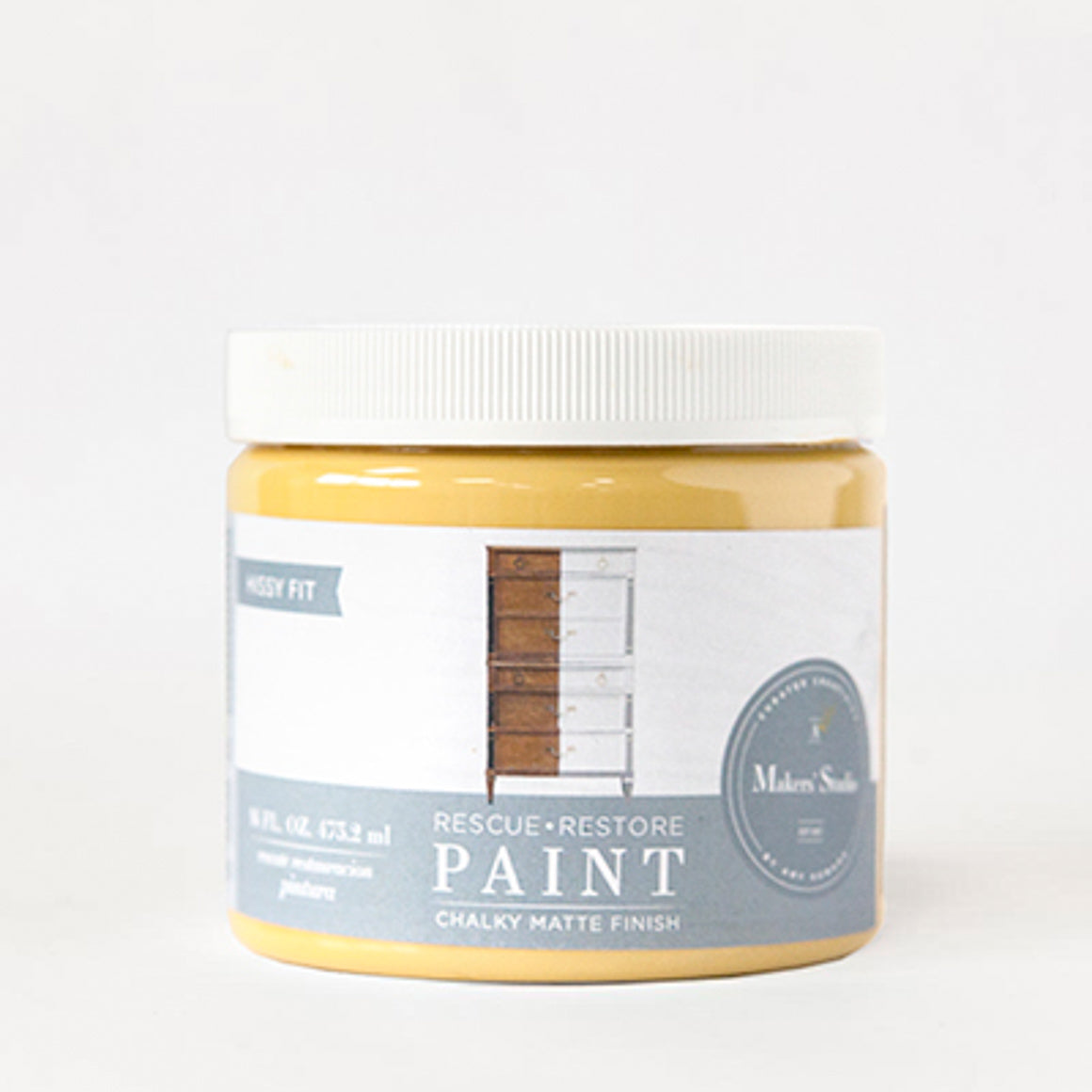 Hissy Fit - Rescue Restore Paint