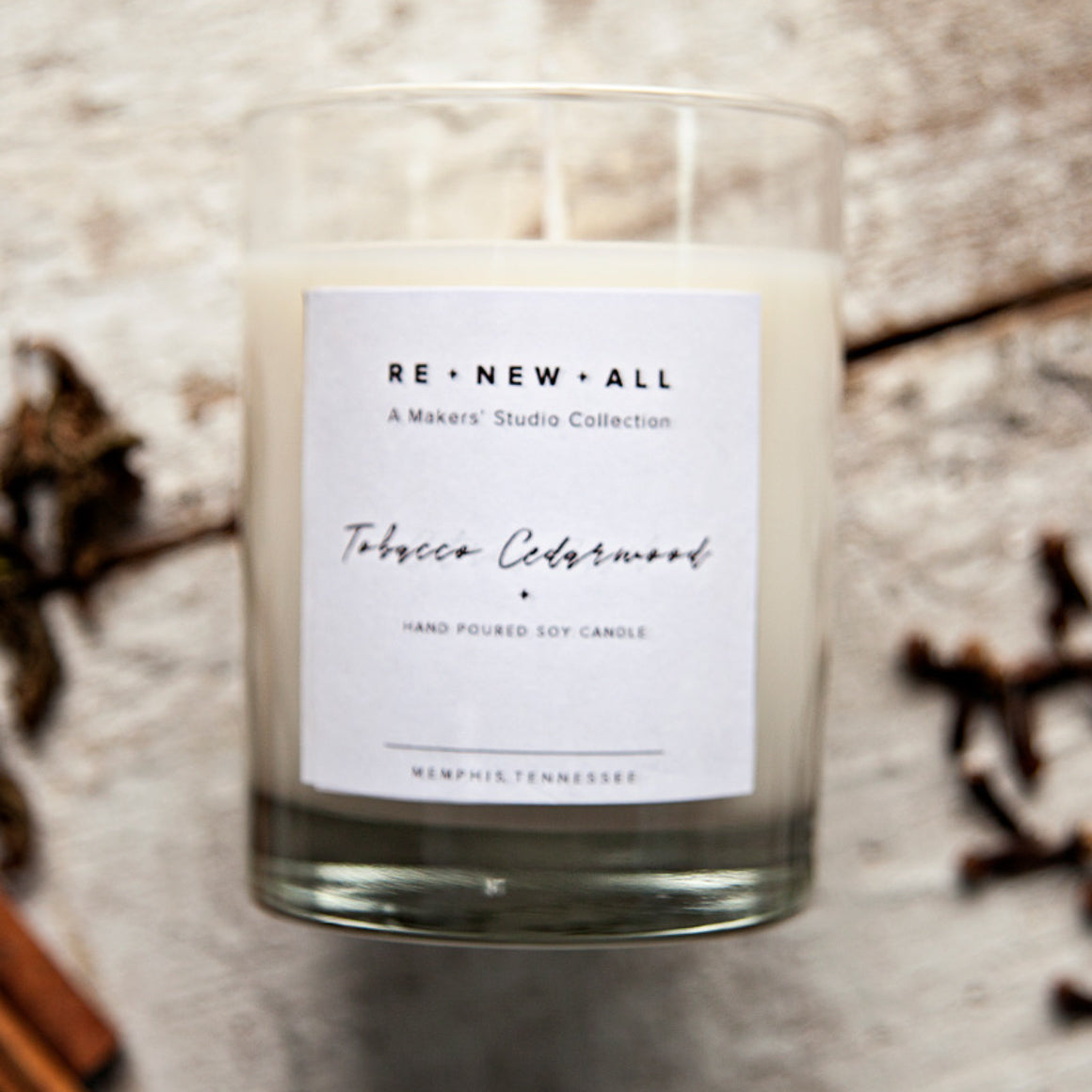 Candle - Tobacco Cedarwood