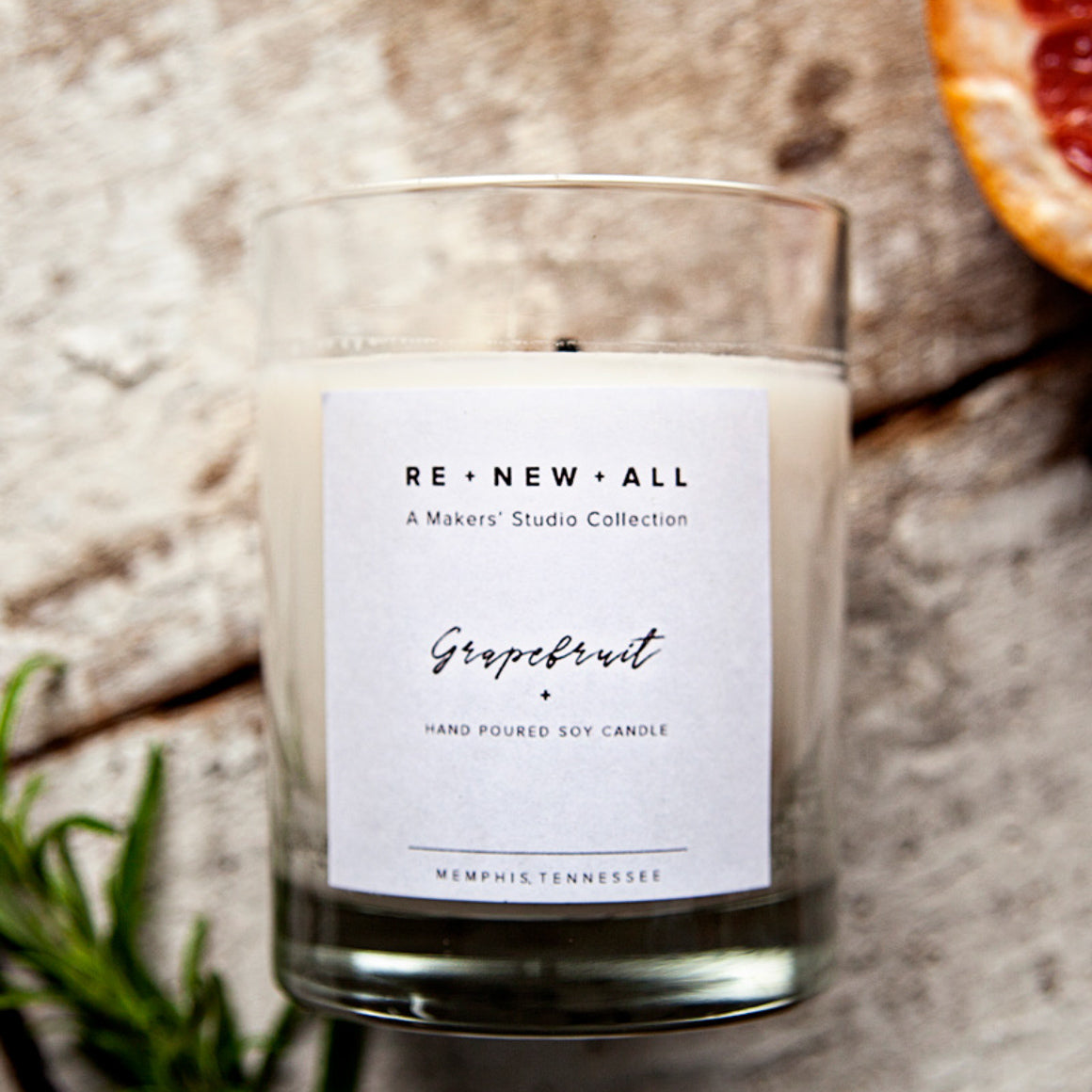 Candle - Grapefruit