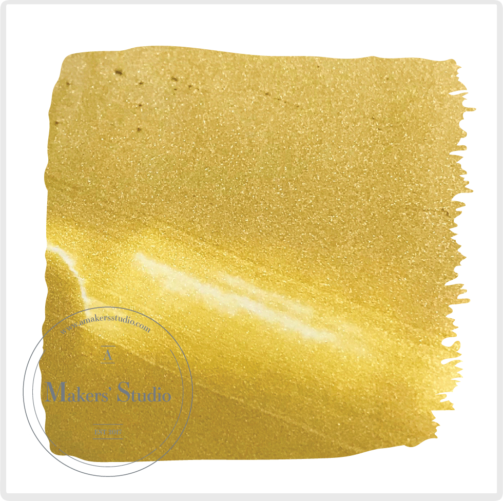 Gel Art Ink - Metallic Gold