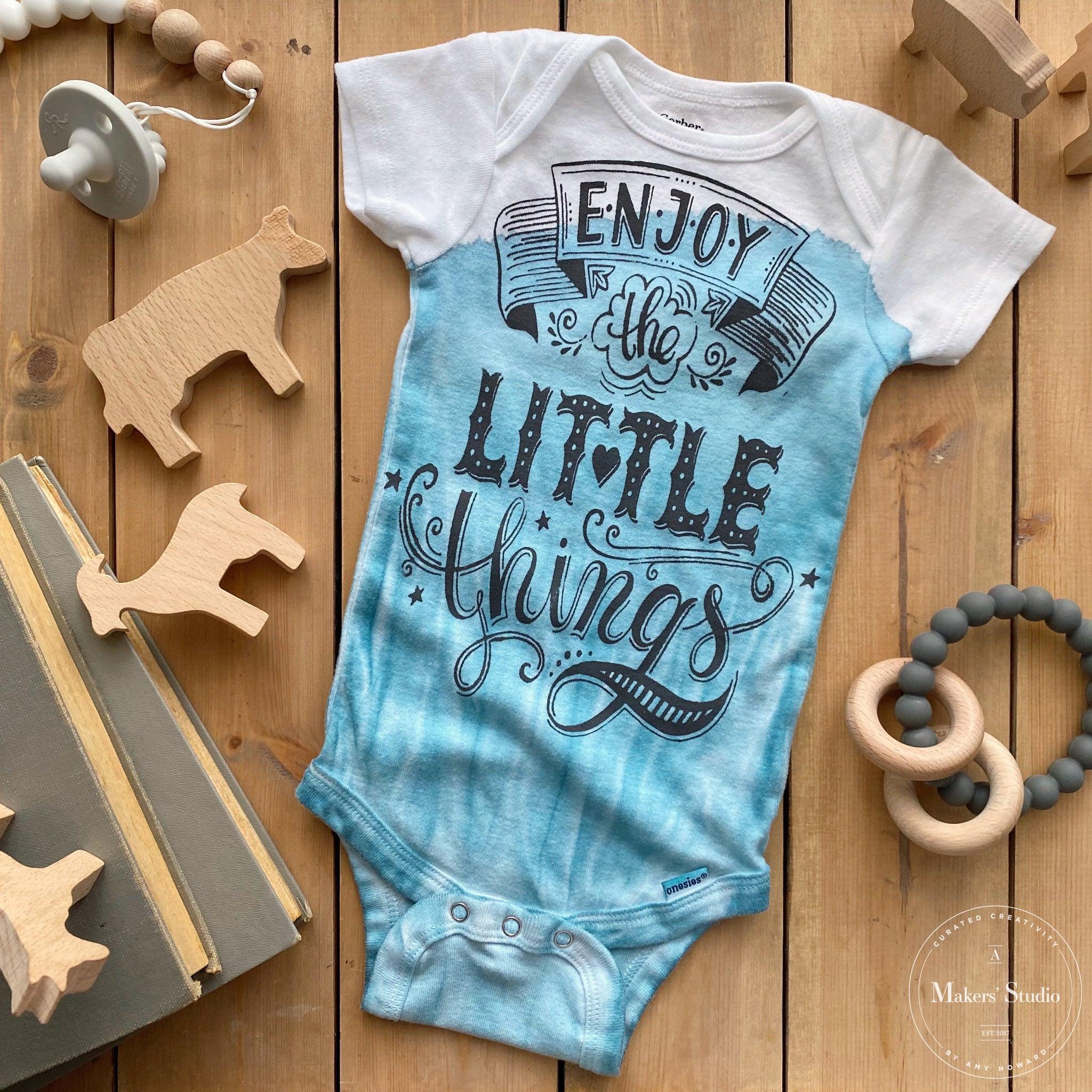 Little Things Onesie Project