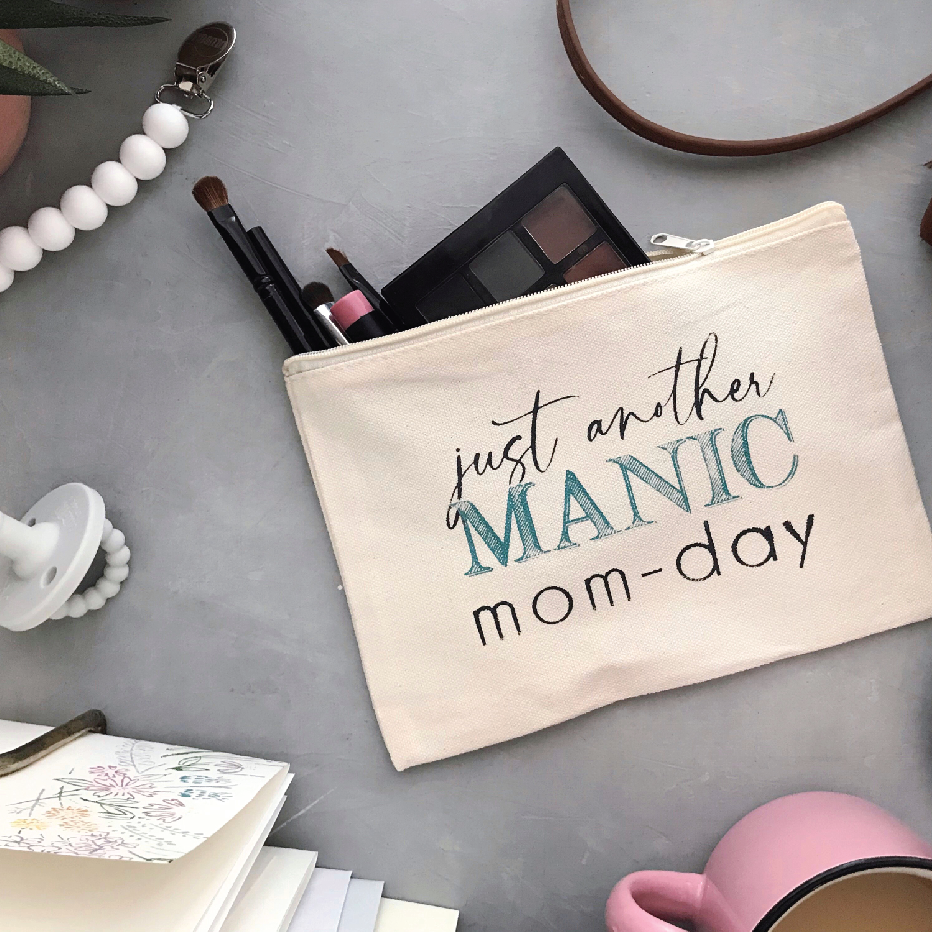 Manic Mom-Day Pouch Kit