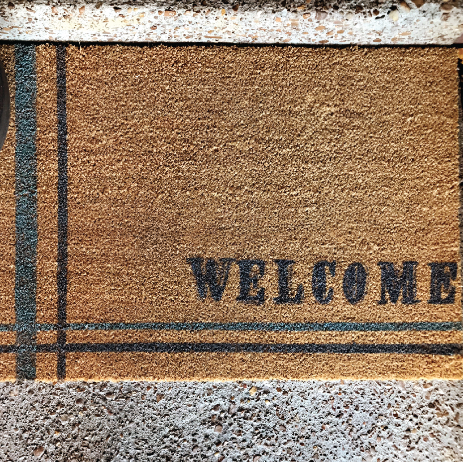 Welcome Mat Kit