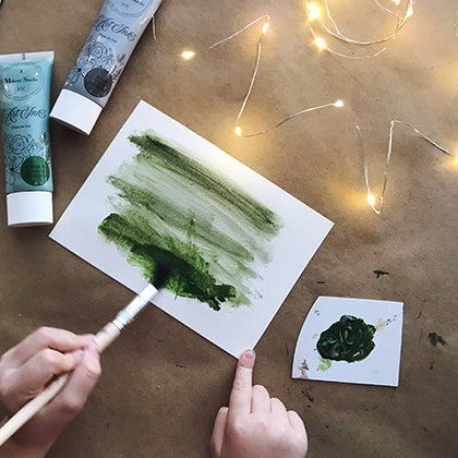Gel Art Ink - Grass is Always Greener