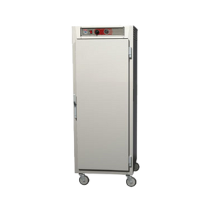 Metro C569-NFS-UPFS Full-Height Insulated Mobile Heated Cabinet w/ (18) Pan Capacity, 120v