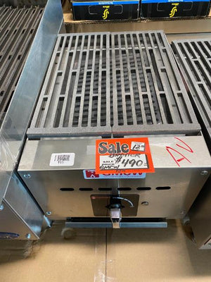 GMCW BC1812A Merchandiser, Refrigerated