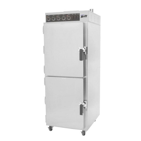 NU-VU SMOKE13 Full Height Cook and Hold Smoker Oven - 208V, 1 Phase