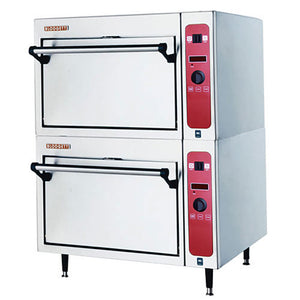 "Blodgett Oven 1415 DOUBLE - 20"" Pizza Bake Oven, Countertop, Electric, Deck-type, Solid-state Digital Controls - (2) 3.75kW"