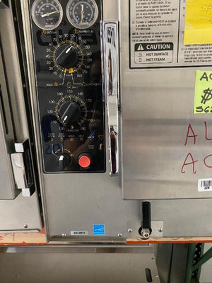 AccuTemp S62083D12040200 Steamer