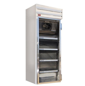 Howard-McCray GR22 - Refrigerator Merchandiser, (1) Section, (1) Glass Door, (4) Shelves, Top Mount, 1/3 HP, 22 Cu.ft., 115v/60/1-ph