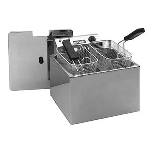 Equipex RF12SP Countertop Electric Fryer - (1) 25 lb Vat, 208 240v/1ph