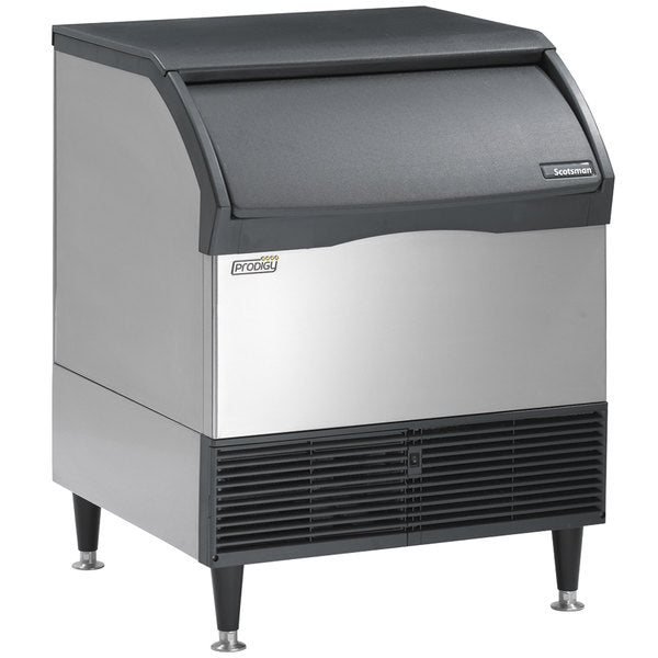 "Scotsman CU3030SW-1 39.5""H Prodigy® Half Cube Undercounter Ice Maker - 347 lbs/day, Water Cooled"