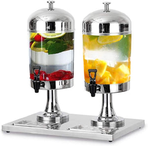 Atosa AT90512-2 - Juice Dispenser, Double Version - 16L