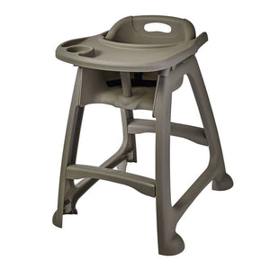 "Winco CHH-18 High Chair, 25.5""L x 23""W x 29.5""H, 200 lb. capacity"