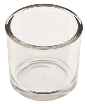 Crown Brands CJ-7GL Condiment Jar, Glass, 7 Oz. - 1 dozen (12 pieces) count