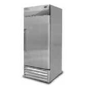 "Fogel USA CR-23-SDR 30"" Reach-In Refrigerator, 1 Section, 1 Stainless steel door, 23 cu. ft."