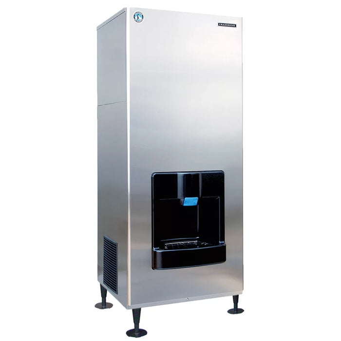 Hoshizaki DKM-500BAH 466 lb Crescent Ice Dispenser - 200 lb Storage, Bucket Fill, 115v