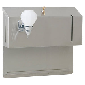 Eagle Group DP-10 - Paper Towel Dispenser and Soap Dispenser Assembly