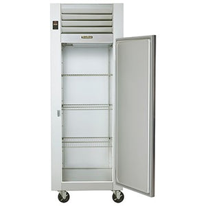 "Traulsen G10010R 30"" Reach-In Refrigerator, 1 Solid Door, Remote, 115V"