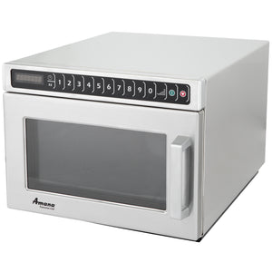 ACP HDC212 - Microwave Oven, Heavy Duty, Stainless Steel, Touch Control, 0.6 Cu. Ft. Capacity, 2100 watts -  208-240v/60/1-ph